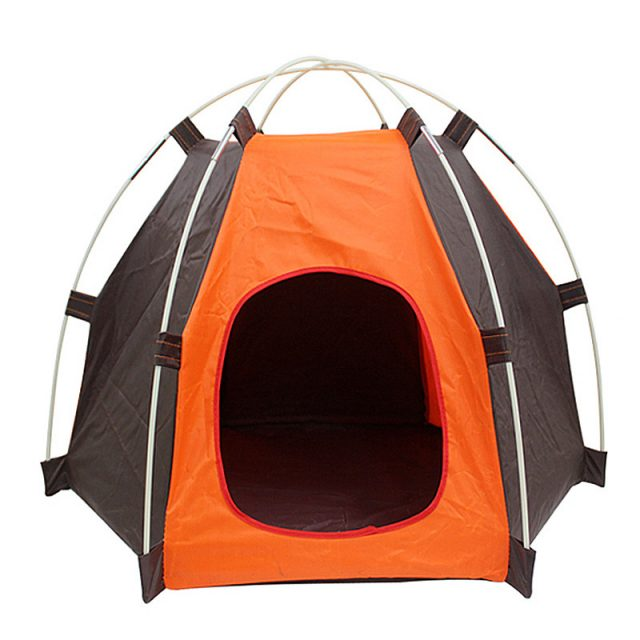 Foldable Tent House for Pets