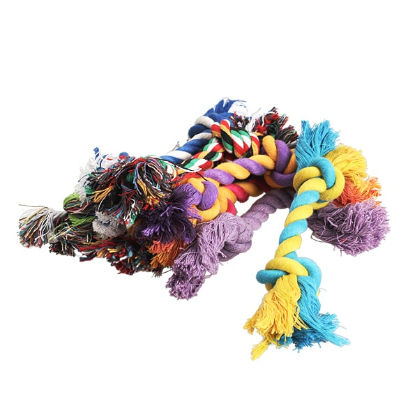 Amusive Chewing Cotton Rope Dog's Toy