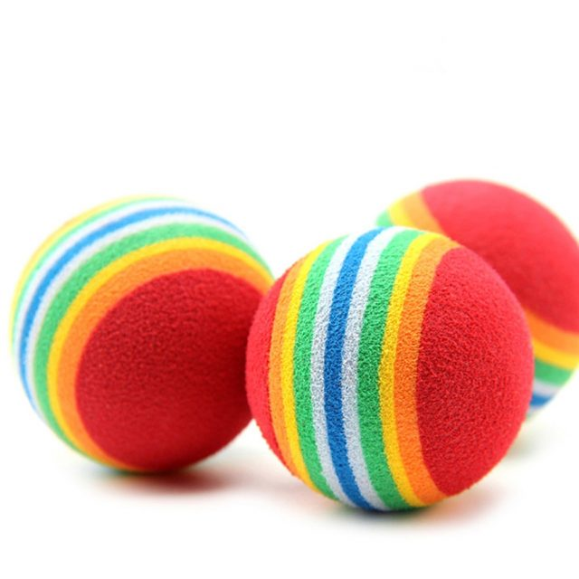 Colorful Toy Ball for Pet