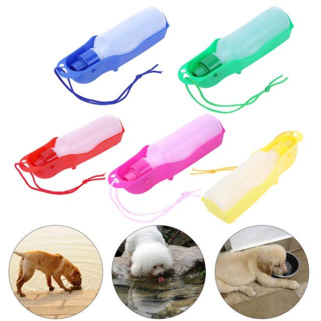 Foldable Travel Pet Water Bottle