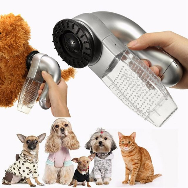 Electric Dog Vacuum Cleaner