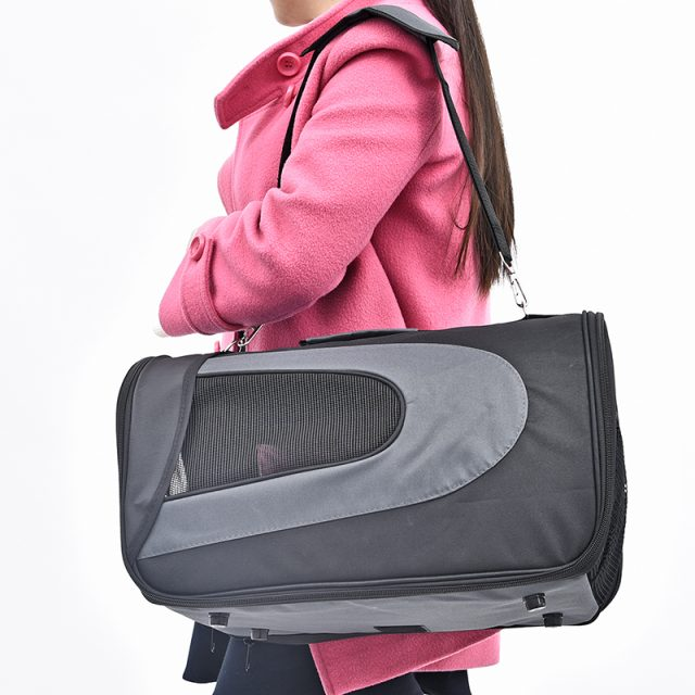 Solid Breathable Pet Carrier